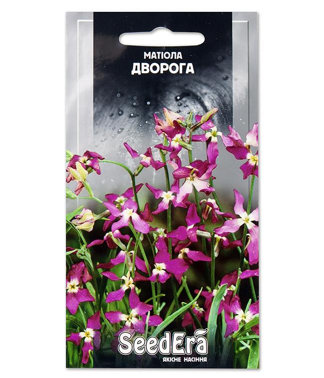 семена цветов маттиола